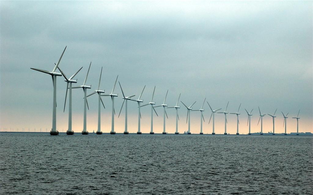 澳大利亚宏斯岛风能发电厂项目