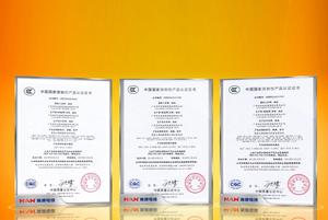 电线产品已通过CCC产·认证